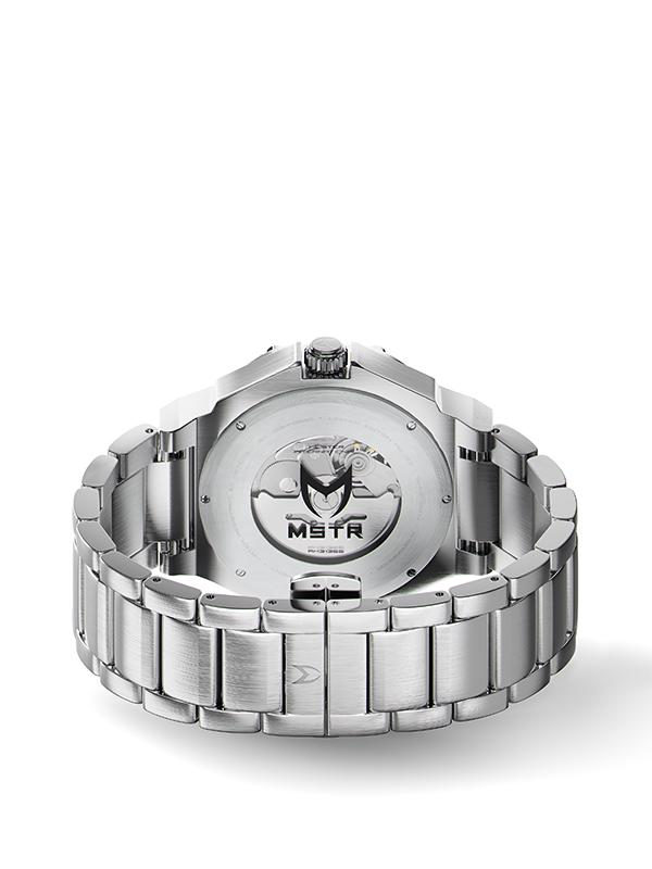 MSTR AM313SS - AUTOMATIC SILVER / SS BAND