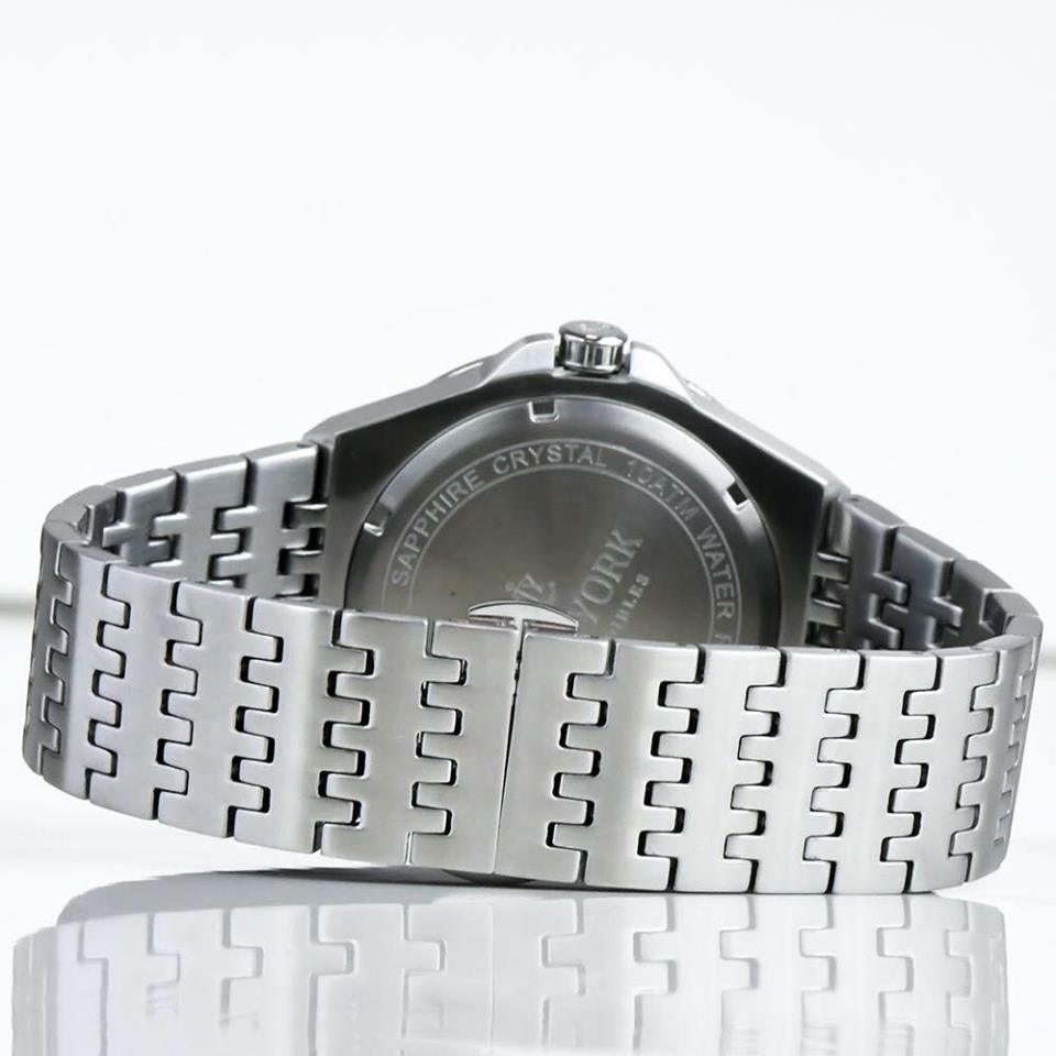 NYI ARTHUR STAINLESS STEEL BAND NEW