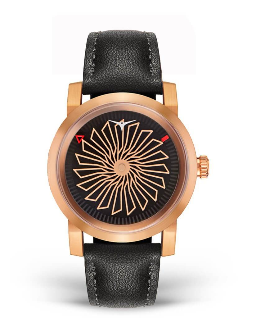 ZINVO LADY BLADE ROSE GOLD