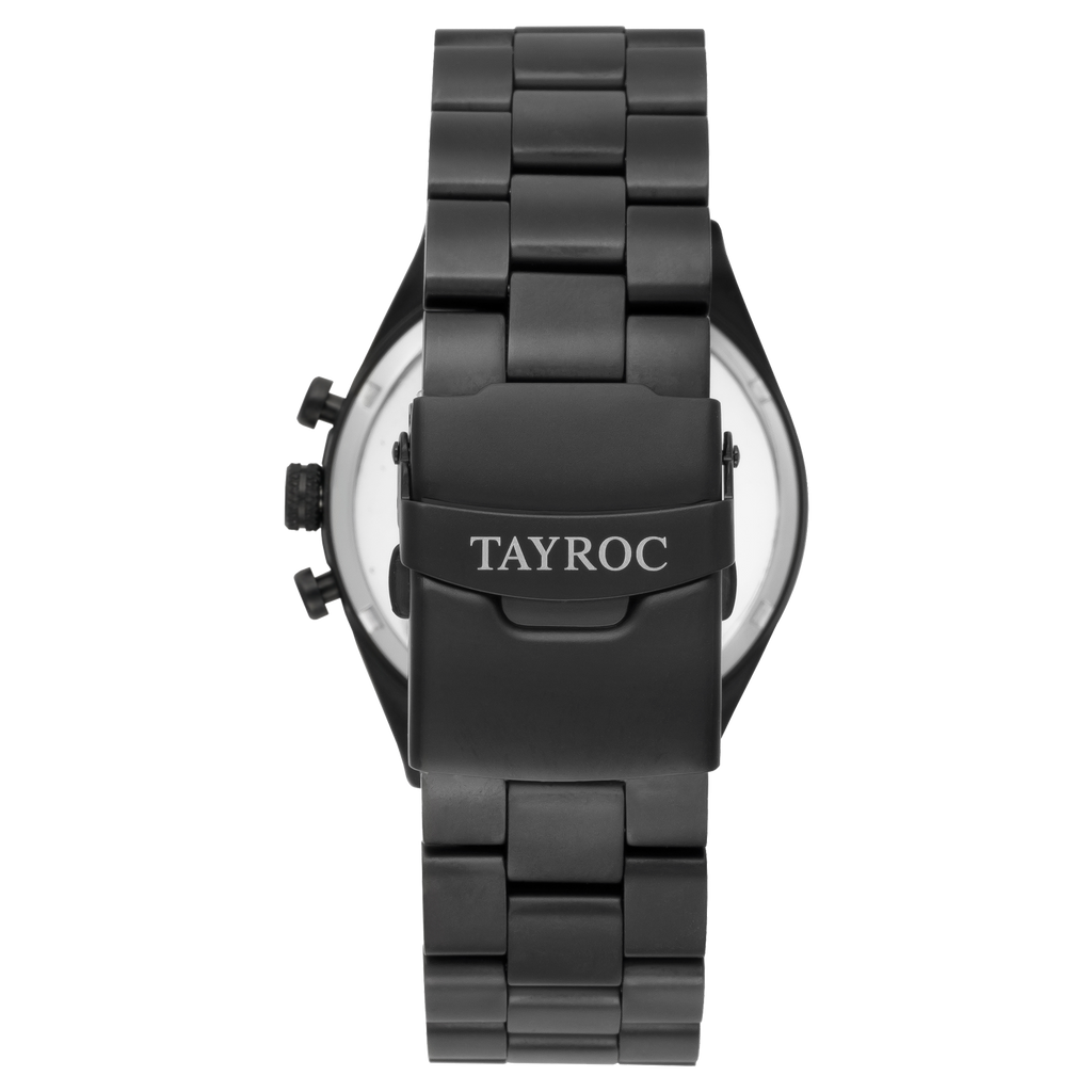 TAYROC CANYON MATTE BLACK 42MM