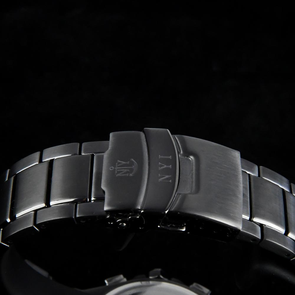 NYI HOUSTON 3.0 STAINLESS STEEL BAND
