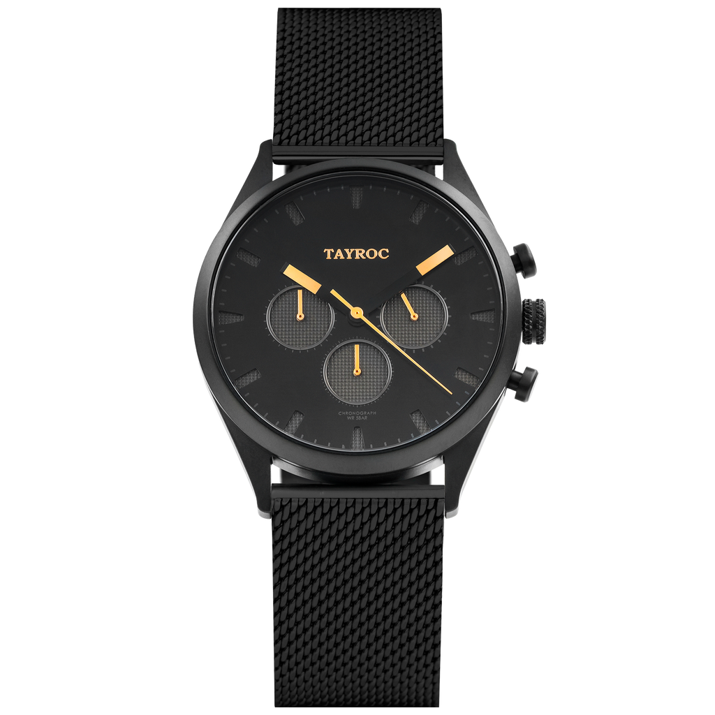 TAYROC LIBERTY Black Gold 42mm