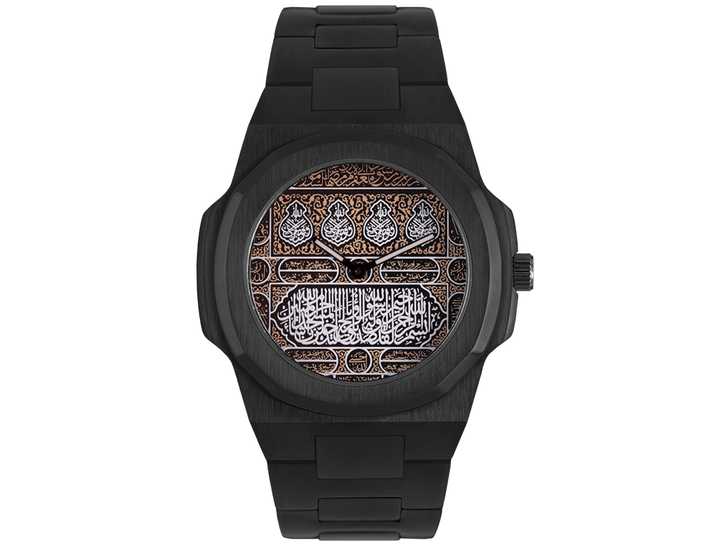 NUUN Montre Mecca LE Limited Edition Stainless Steel Band