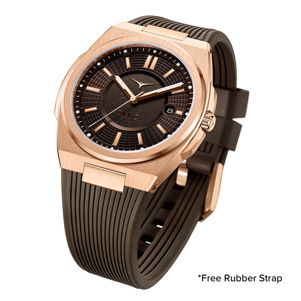 ZINVO RIVAL ROSE GOLD DF