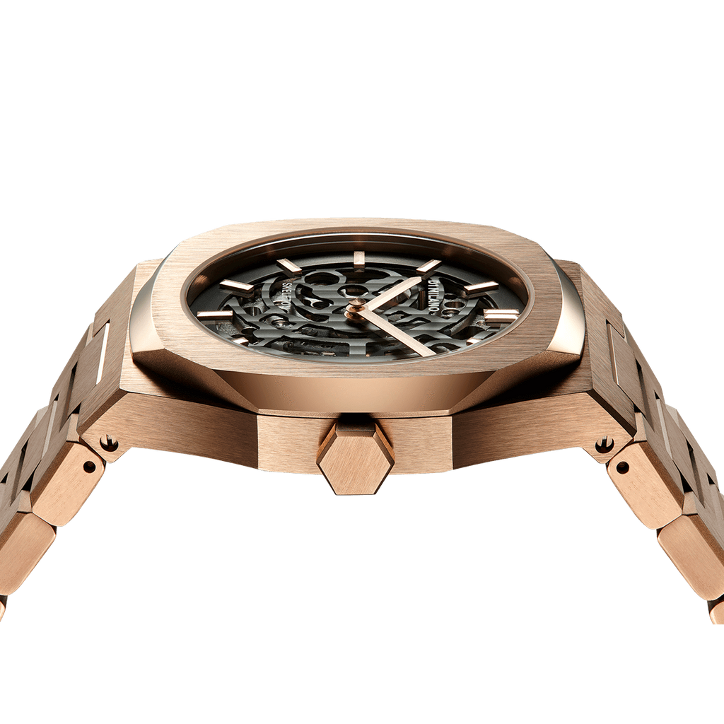 D1 MILANO Skeleton Automatic SKBJ03