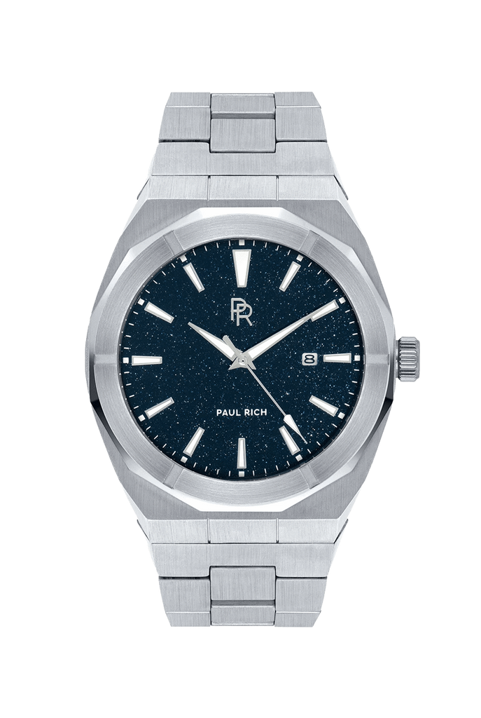 PAUL RICH STAR DUST - SILVER AUTOMATIC