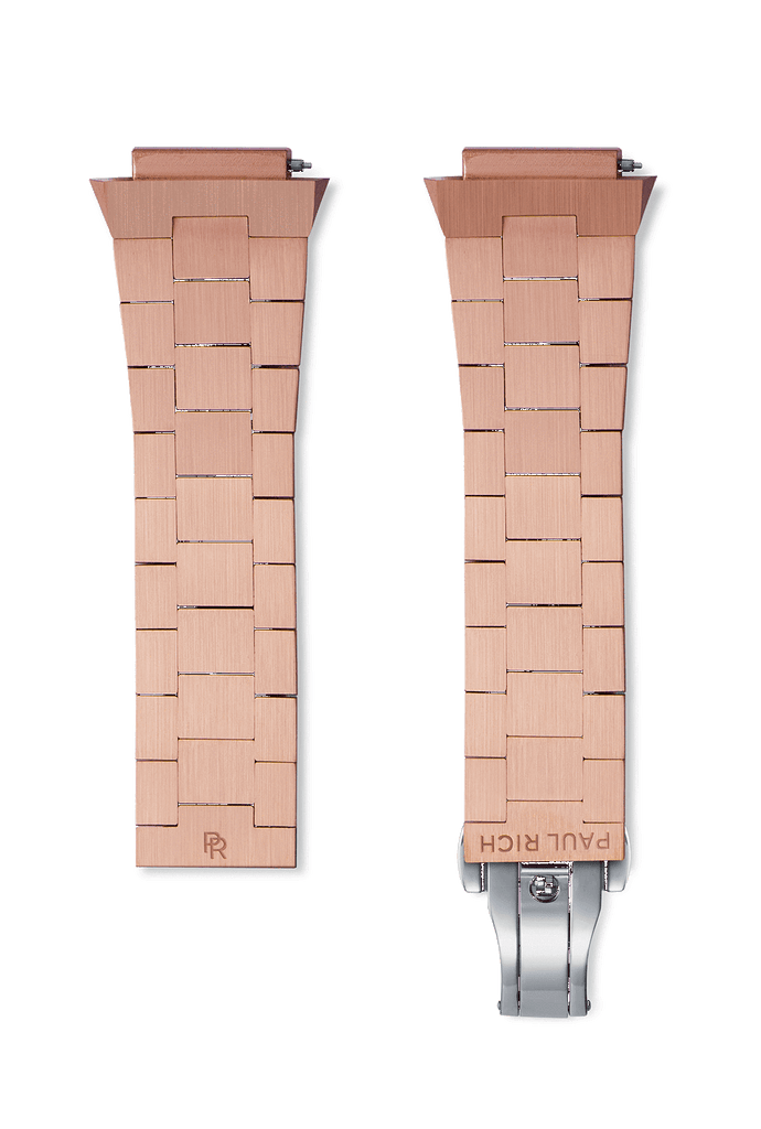 STEEL WATCHBAND - ROSE GOLD