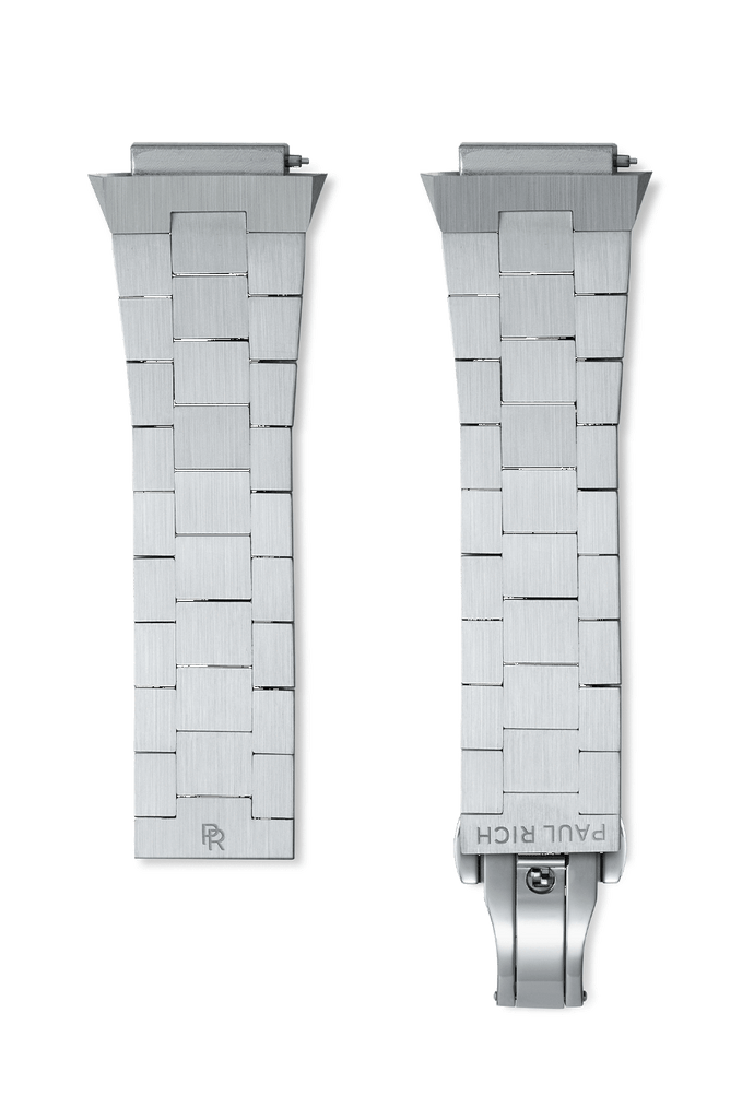 STEEL WATCHBAND - SILVER