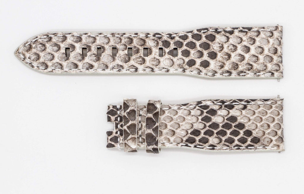 ZINVO STRAP White Snake Leather
