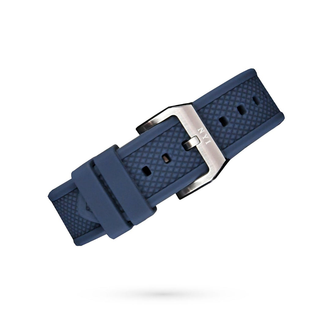 NYI STRAP - BLUE LEATHER