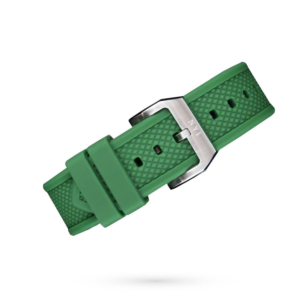 NYI STRAP - GREEN SILICONE