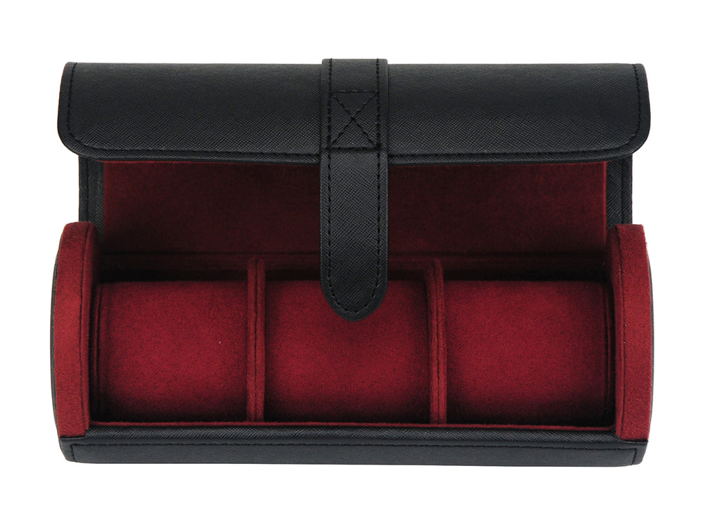 Leather Travel Case SW-3620-3BL