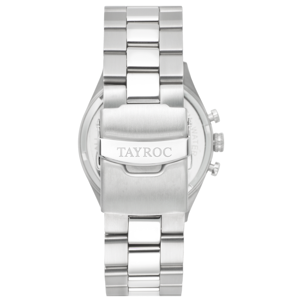 TAYROC SHARD SILVER / SILVER BAND 42mm