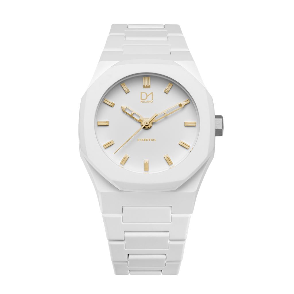 A-ES05 D1 Milano White Gold Essential
