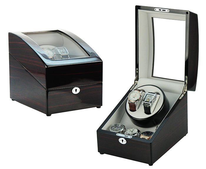 WOODEN WATCH WINDER WW-1011 EB