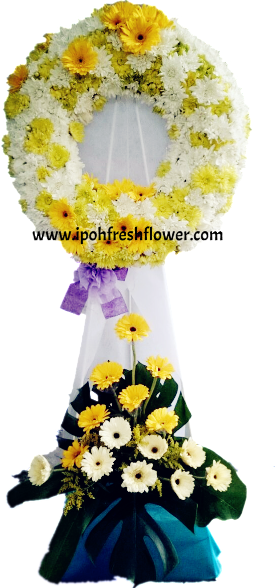 Condolence Flower Stand A2