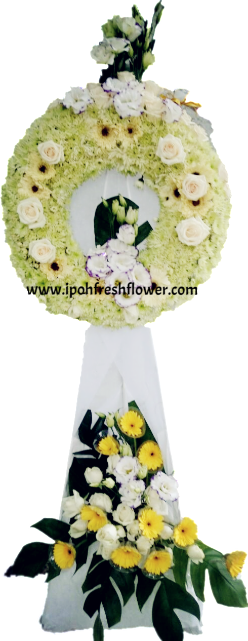 Condolence Flower Stand A4