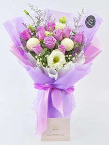 Fresh Flower Bouquet| Ipoh Free Delivery| Ipohfreshflower.com