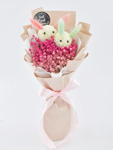Mini Baby Breath Bouquet| Ipoh Free Delivery| Ipohfreshflower.com