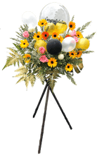 Load image into Gallery viewer, Grand Opening Flower Stands & Congratulations flowers| Ipoh Free Delivery| Ipohfreshflower.com