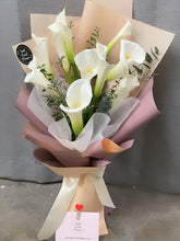 Load image into Gallery viewer, Cala Lilies Bouquet