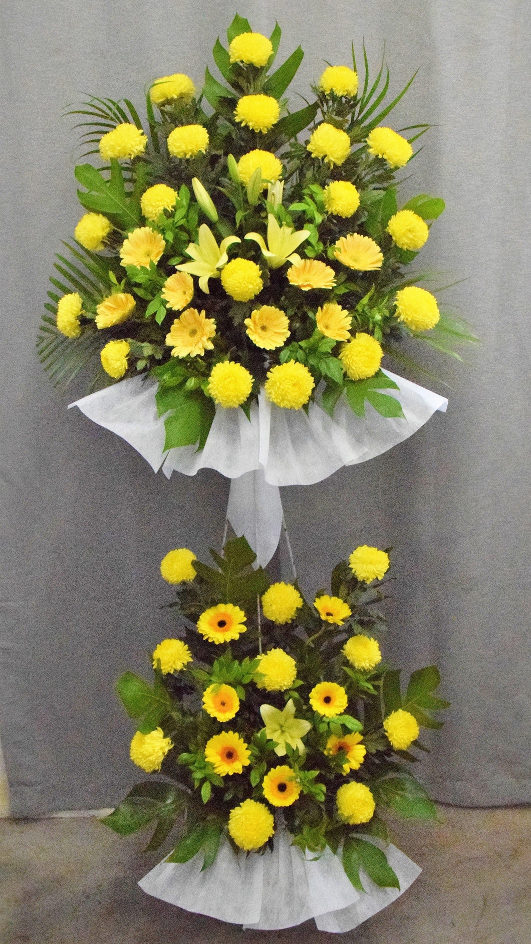 Condolence Flower Stand C4