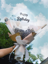 Load image into Gallery viewer, Baby Breath Balloon| Balloon bouquet| Ipoh Free Delivery| Ipohfreshflower.com