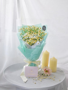 Chamomile Bouquet |Ipoh Free Delivery |ipohfreshflower.com