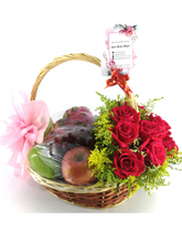Load image into Gallery viewer, Fruit Blessing| Fruit Basket Ipoh Delivery | ipohfreshflower.com