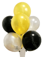 Load image into Gallery viewer, Evita Bubble Balloon Bunch