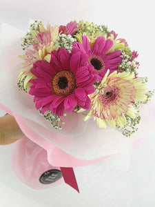 Fresh Flower Bouquet- Daisy Beauty| Ipoh Free Delivery| Ipohfreshflower.com