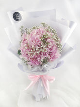 Load image into Gallery viewer, Hydrangea Flower Bouquet|Ipoh Delivery|ipohfreshflower.com