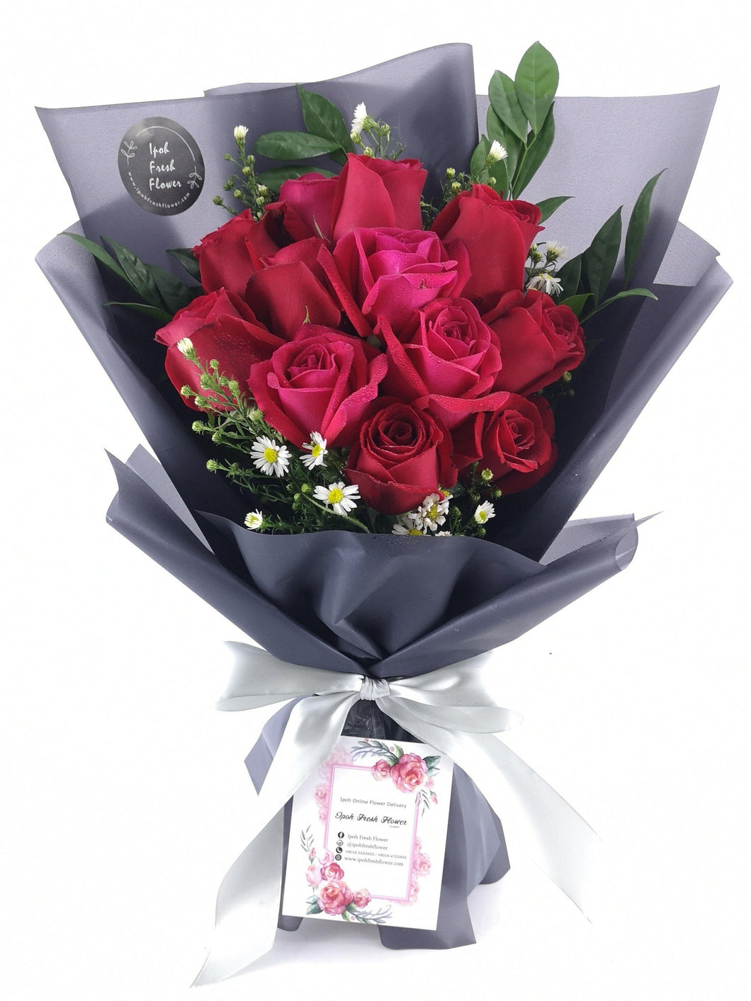 Fresh Flower and Gift Delivery| Ipoh Free Delivery| Ipohfreshflower.com