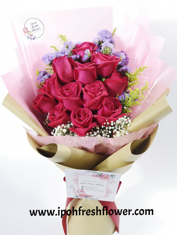Special For You |Fresh Flower Bouquet| Ipoh Free Delivery| Ipohfreshflower.com
