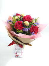 Load image into Gallery viewer, Chocolate Bouquet|Ipoh Free Delivery|ipohfreshflower.com