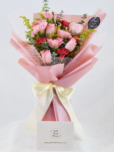 Mother's Day Special Bouquet Jupiter|Ipoh Free Delivery|ipohfreshflower.com