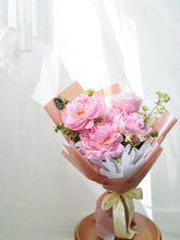 Load image into Gallery viewer, Peony Bouquet| Ipoh Free Delivery| Ipohfreshflower.com