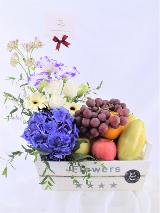 Wonderful Wellness| Fruit Basket| Ipoh Delivery | ipohfreshflower.com