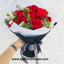 Load image into Gallery viewer, Fresh Flower Bouquet- Impression| Ipoh Free Delivery| Ipohfreshflower.com