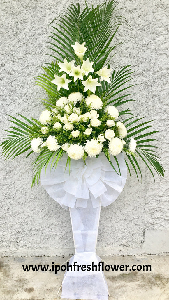 Condolence Flower Stand B5
