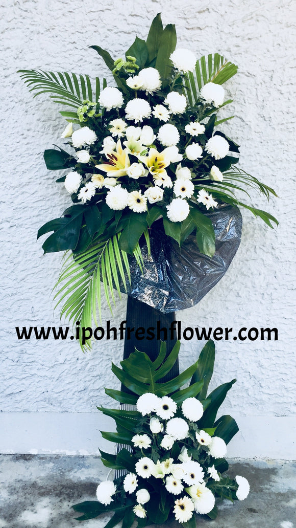 Condolence Flower Stand C3