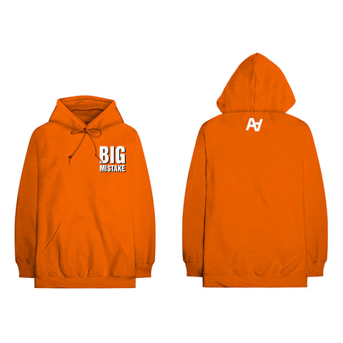 Big Mistake Orange Hoodie