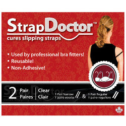 Strap doctor cures slipping straps, available at Midnight magic