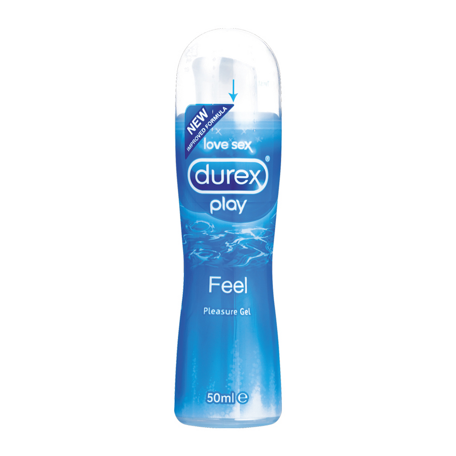 杜蕾斯 Durex Play 特級潤滑劑 50ml - Lovenjoy Club