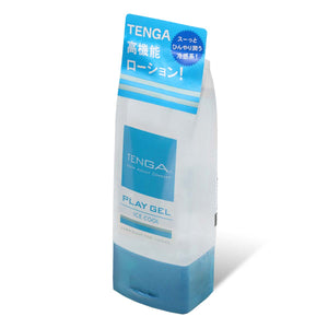 TENGA PLAY GEL ICE COOL 160ml 水性潤滑劑
