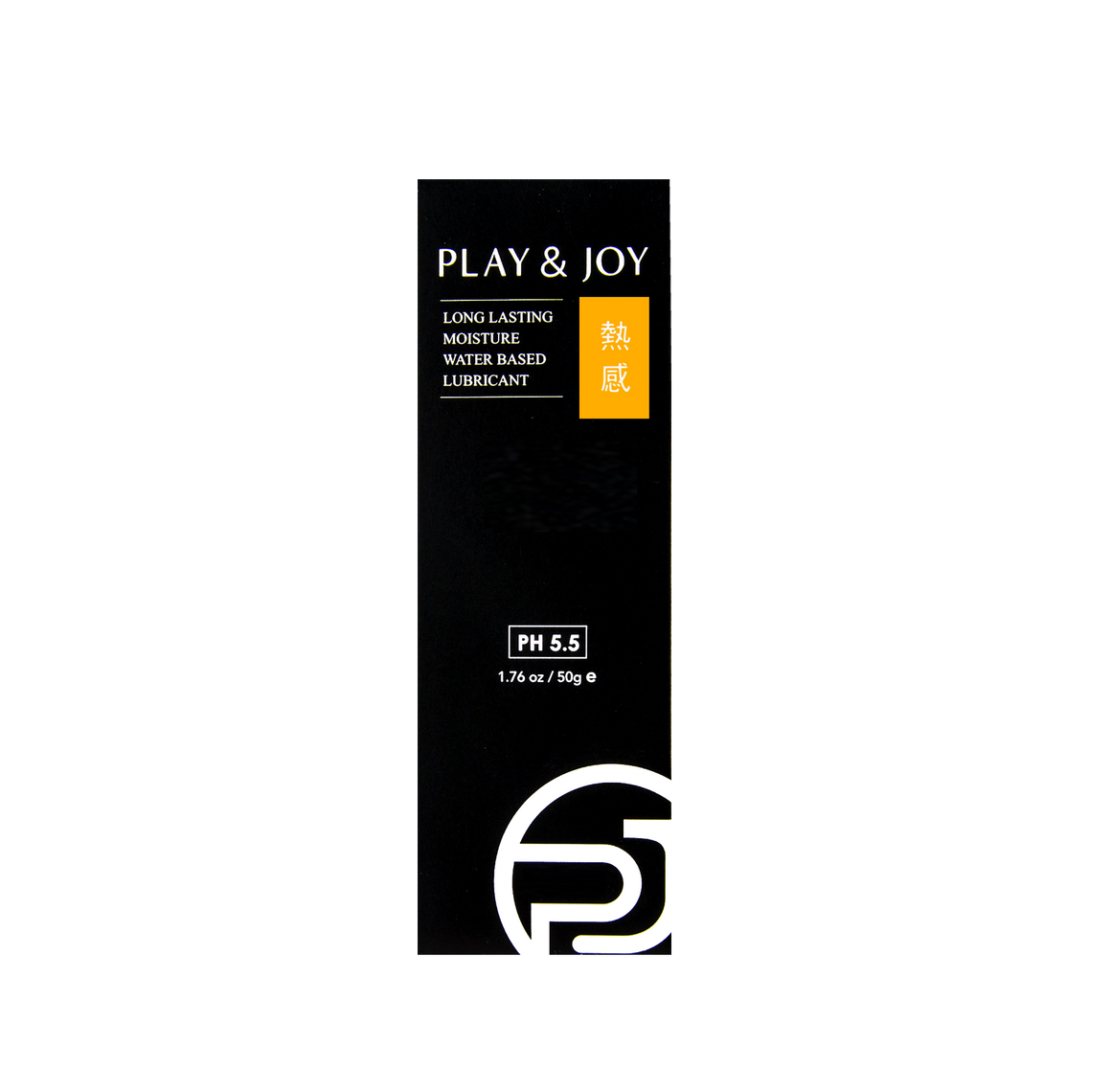 PLAY & JOY 熱感潤滑液 50 ml - Lovenjoy Club
