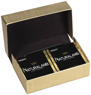 Trojan Naturalamb Luxury Condoms 戰神 天然羊皮安全套 10片裝 - Lovenjoy Club