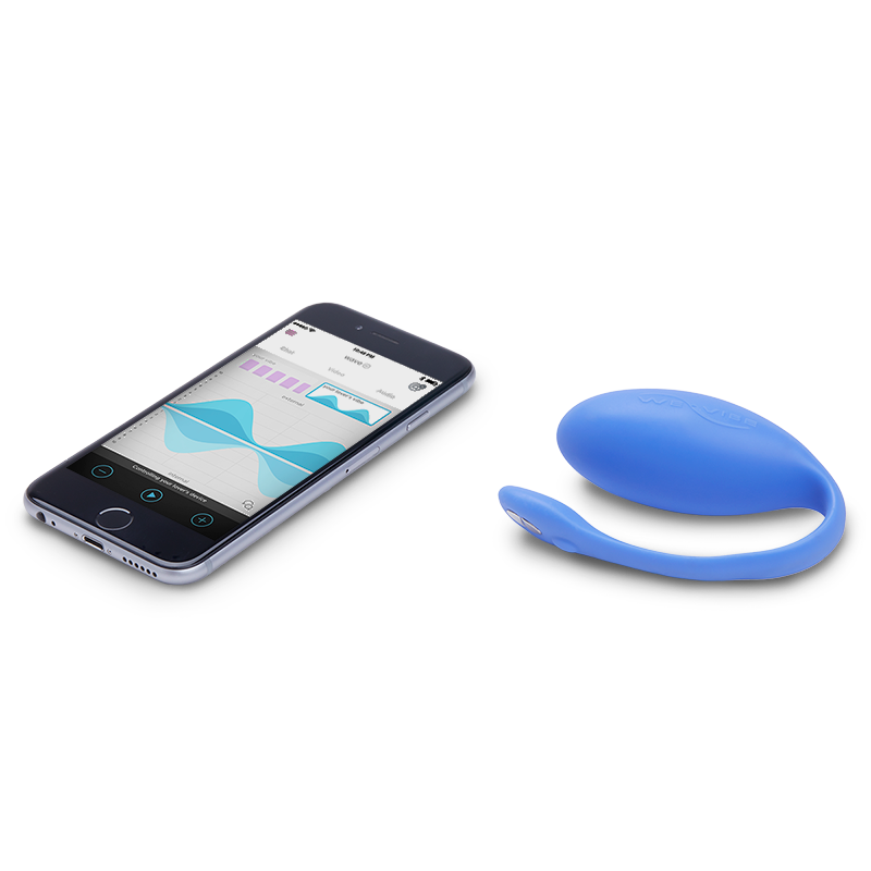 We-Vibe Jive - We Connect™ 手機 App 智能遙控G點震動器 - Lovenjoy Club