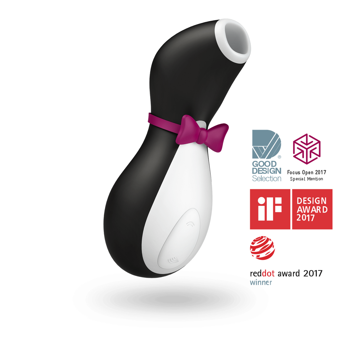 Satisfyer Pro Penguin NEXT GENERATION 新一代企鵝陰蒂吸啜高潮按摩器 - Lovenjoy Club