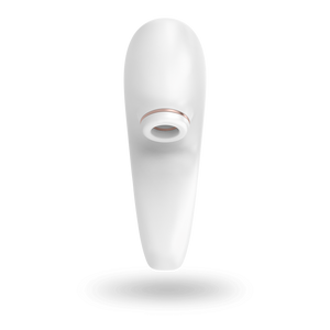 SATISFYER PRO 4 COUPLES 情侶共震吸啜按摩器 - Lovenjoy Club